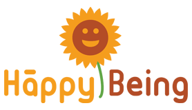 Happy Being Logo